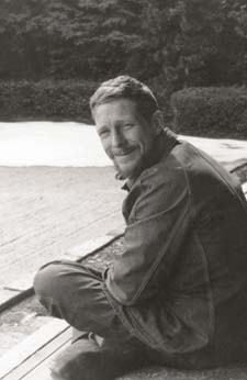 Gary Snyder in japan