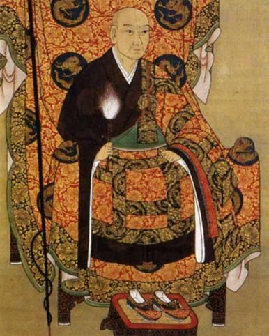 以心崇伝 Ishin Sūden (1569–163...