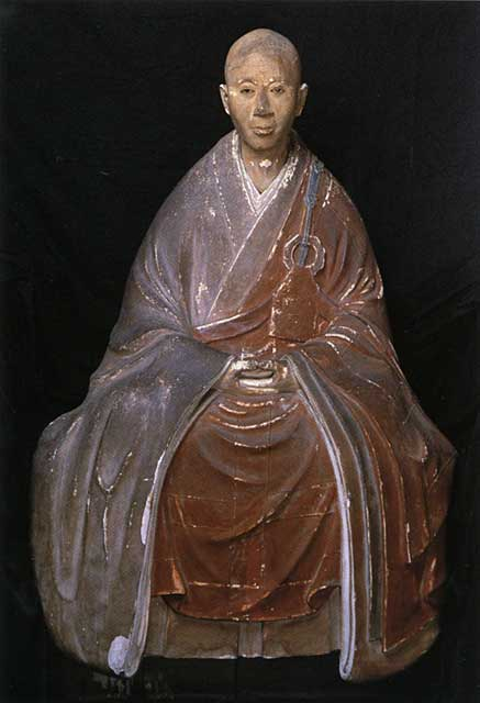 夢窓疎石 Musō Soseki (1275-1351), aka 夢窓国師 Musō Kokushi