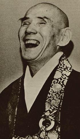 安谷 (白雲) 量衡 Yasutani (Hakuun) Ryōkō (1885-1973)
